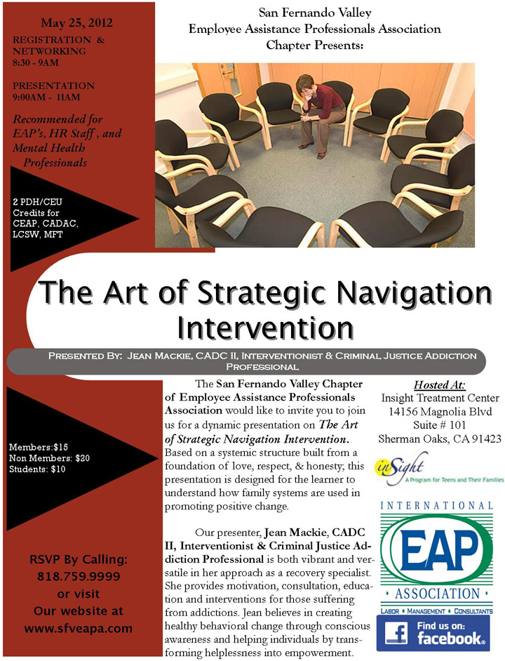 The Art of Strategic Navigation Intervention